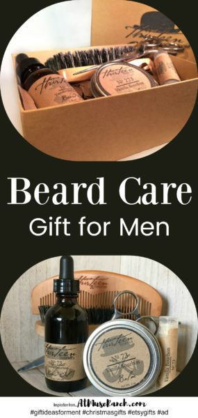 Beard Car Gift for Men