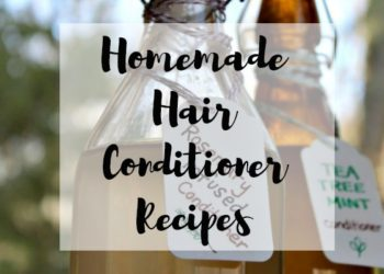 Homemade Hair Conditioner Recipes | 12 Ideas to Banish a Bad Hair Day