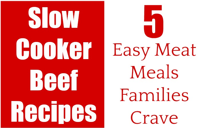 low cooker beef recipes