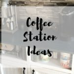 22 Coffee Station Ideas | You'll Be Inspired to Copy
