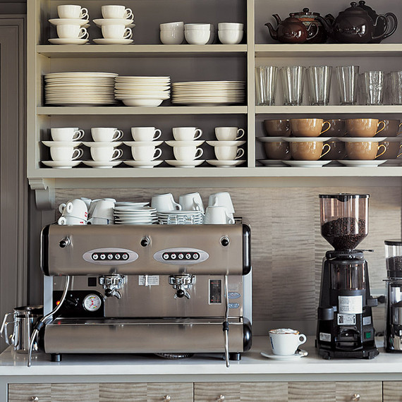 Martha Stewarts Home Coffee Station