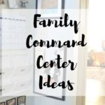 10 Family Command Center Ideas You'll Want to Copy