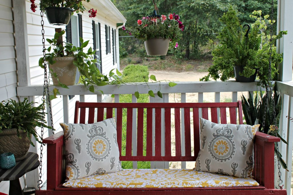 decorate-porch-on-budget