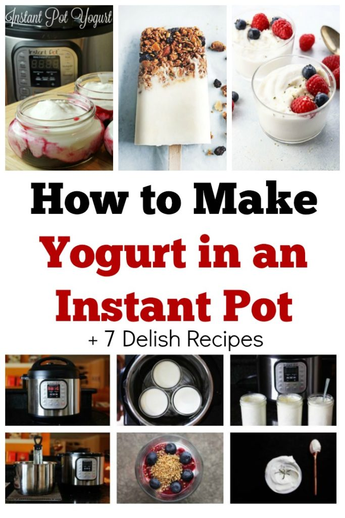Make Yogurt Instant Pot