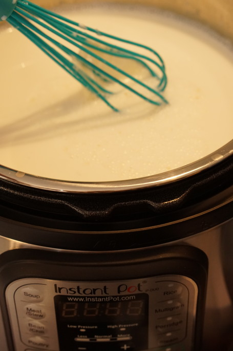 Making Yogurt in an Instant Pot