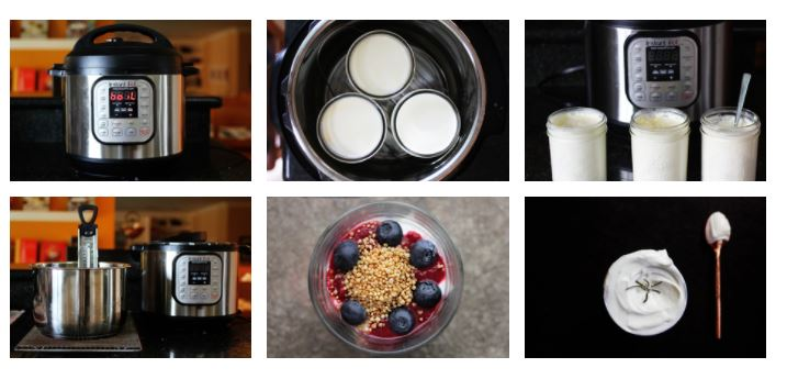 how to make yogurt in instant pot