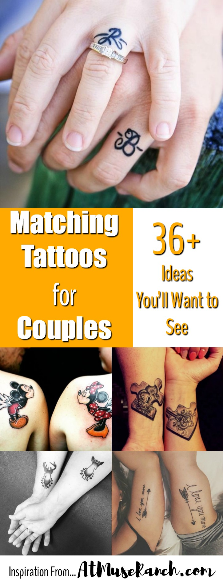 Always And Forever Soulmate Unique Couple Tattoos Best Tattoo Ideas
