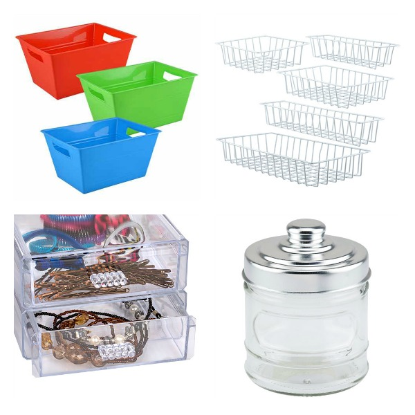 Buy Your Bathroom Organizing Supplies Online from Dollar Tree and Earn Cash Back with eBates