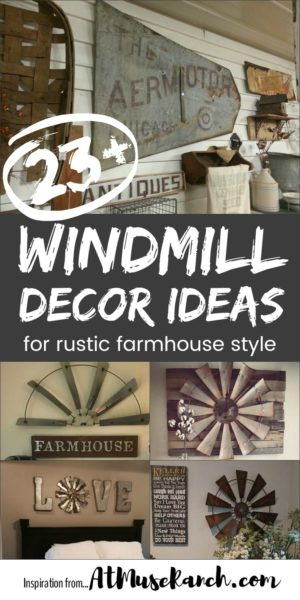 windmill-decor-rustic-farmhouse-style