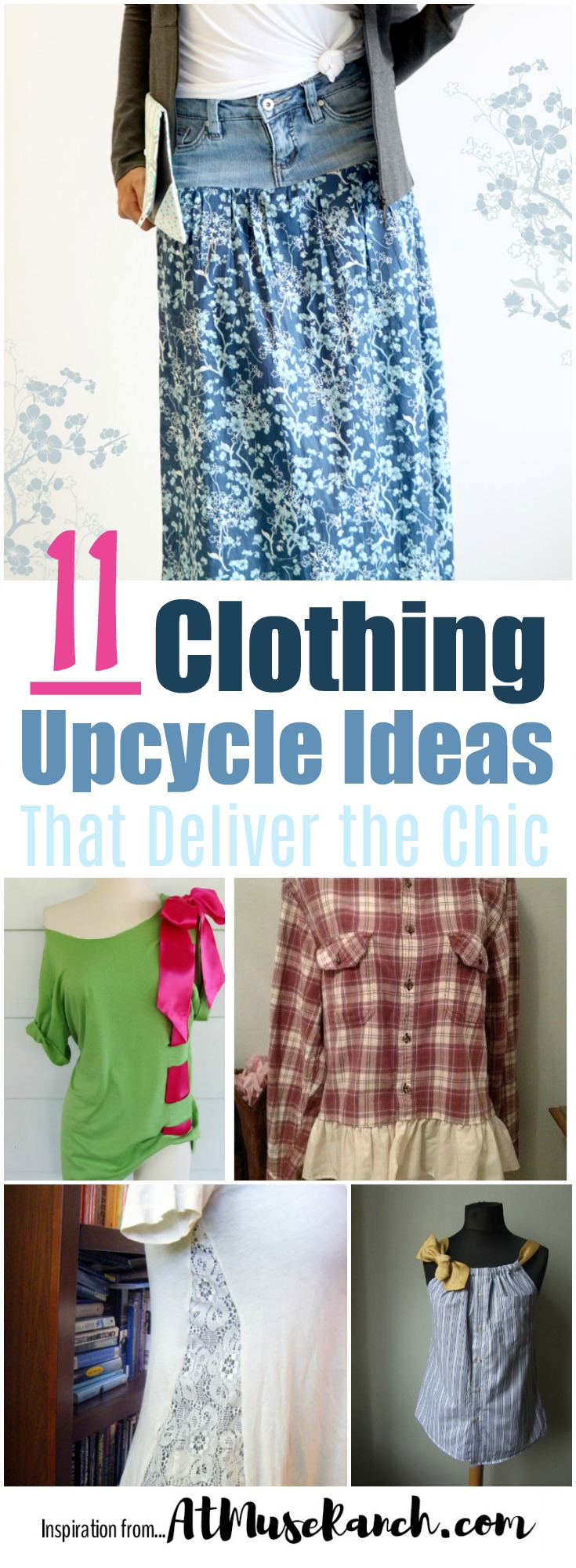 Clothing Upcycle Idea