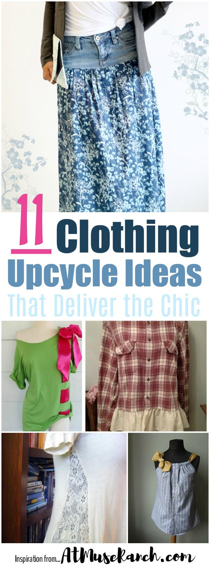 Clothing Upcycle Idea