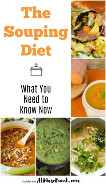 The Souping Diet - What You Need to Know Now